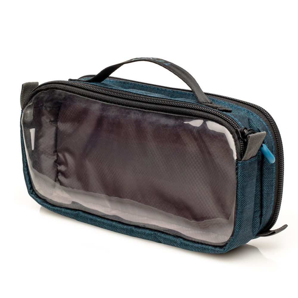 Tenba Tools Cable Duo 4 - Cable Pouch - Blue