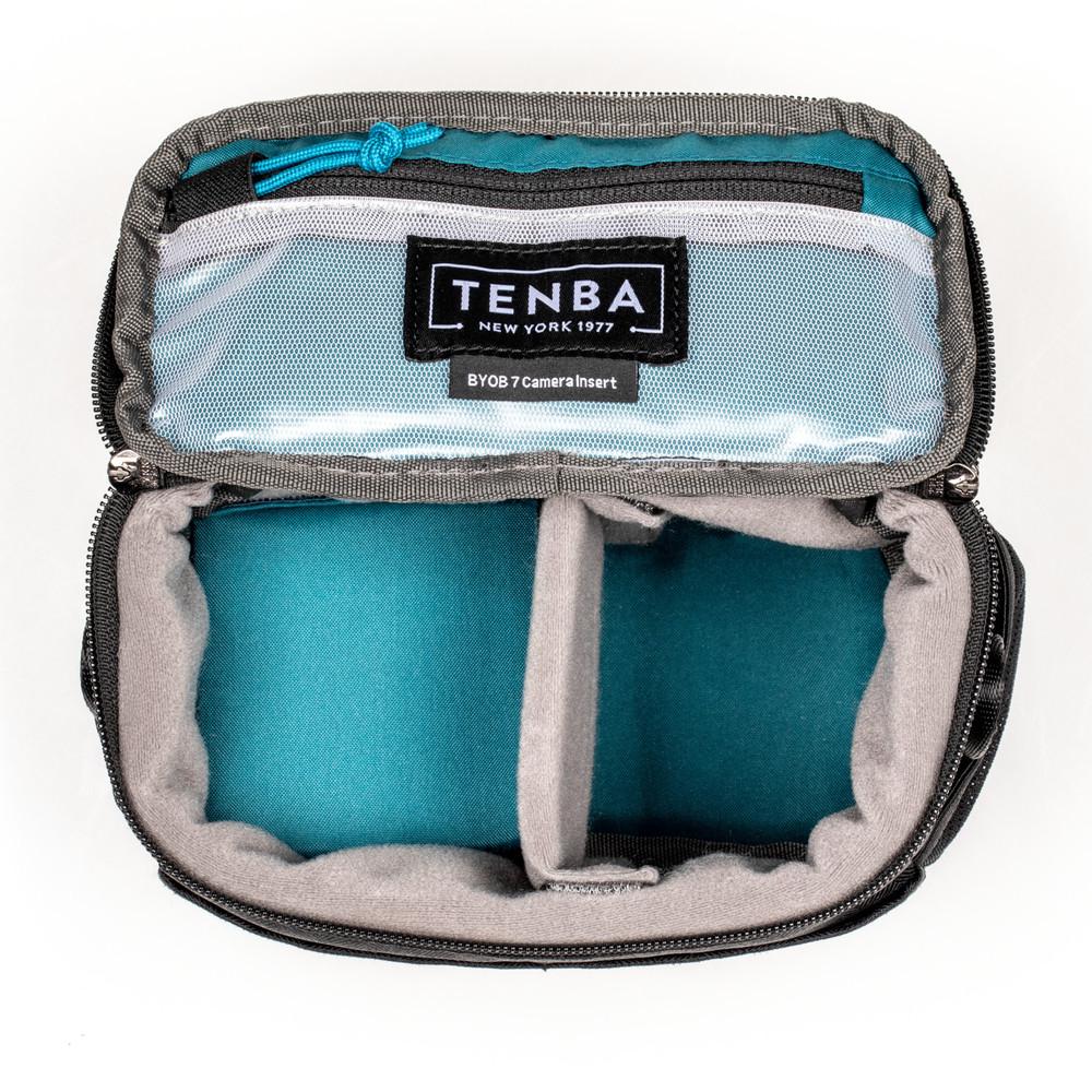 Tenba BYOB 7 Camera Insert - Blue