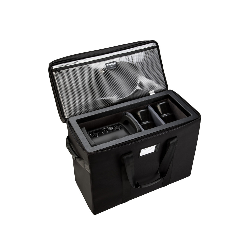 Tenba Transport Air Case for Profoto Pro-10 w/ 2 heads - Black