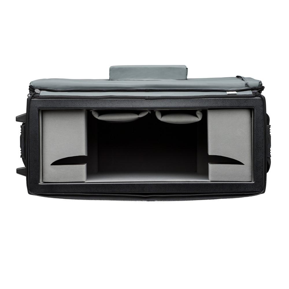 Tenba Transport Air Case for Apple 27-inch iMac w/ wheels - Black