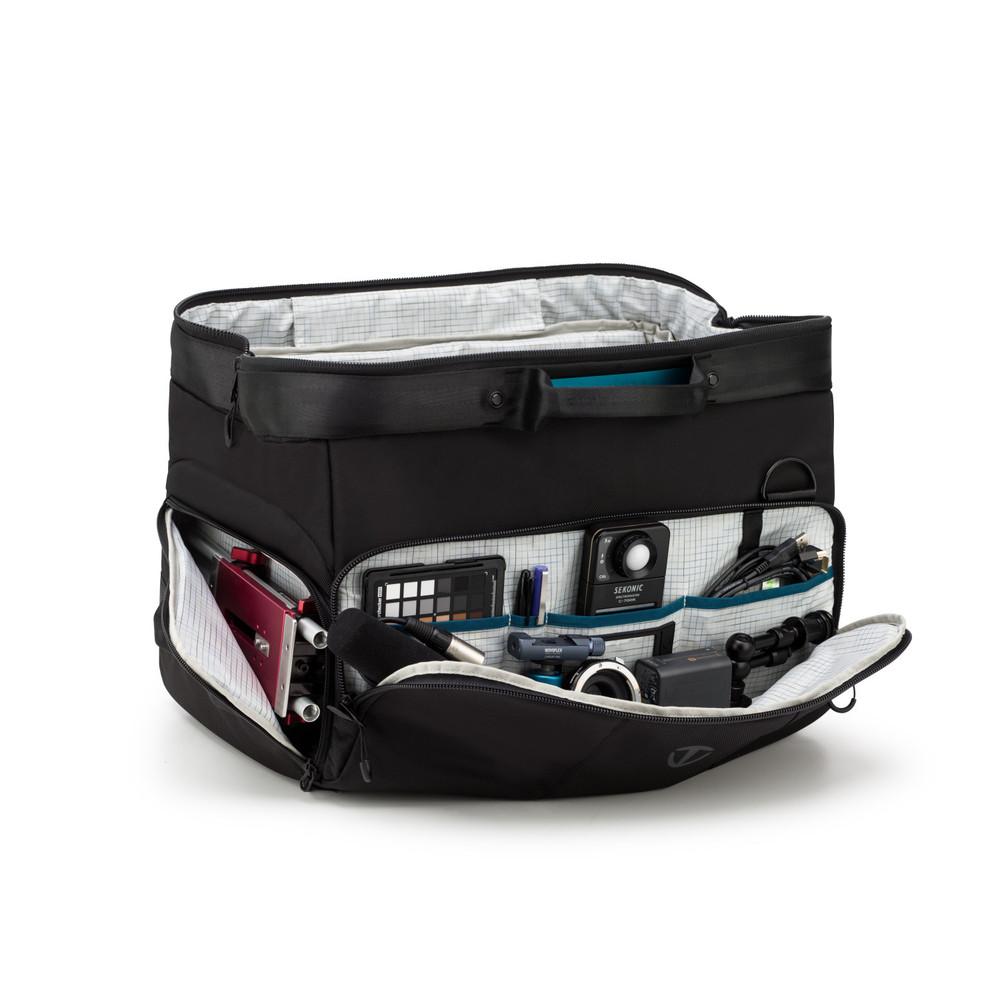Tenba Cineluxe Shoulder Bag 21 Hightop - Black