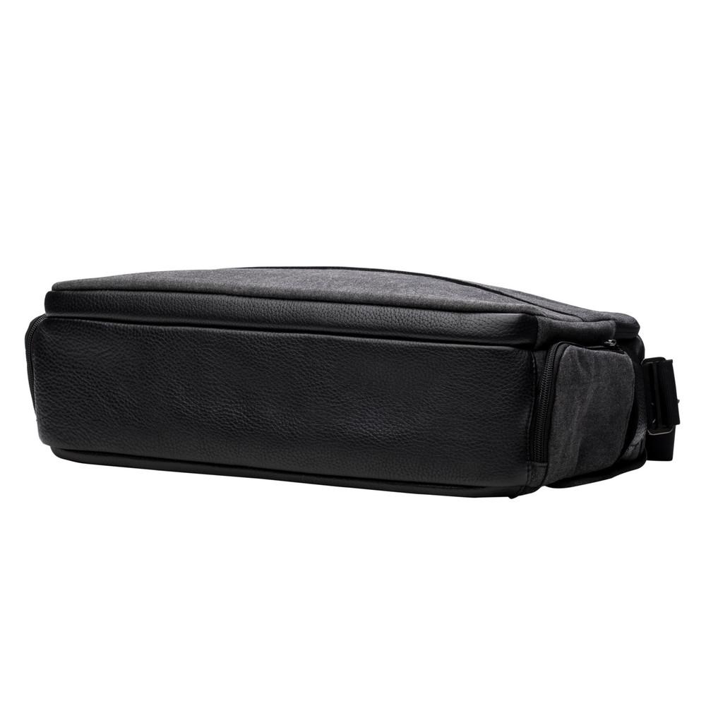 Tenba Cooper 15 Slim Messenger Bag - Grey