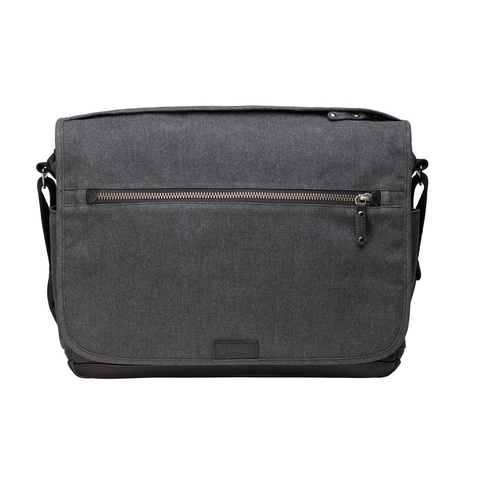 Tenba Cooper 15 DSLR Messenger Bag - Grey