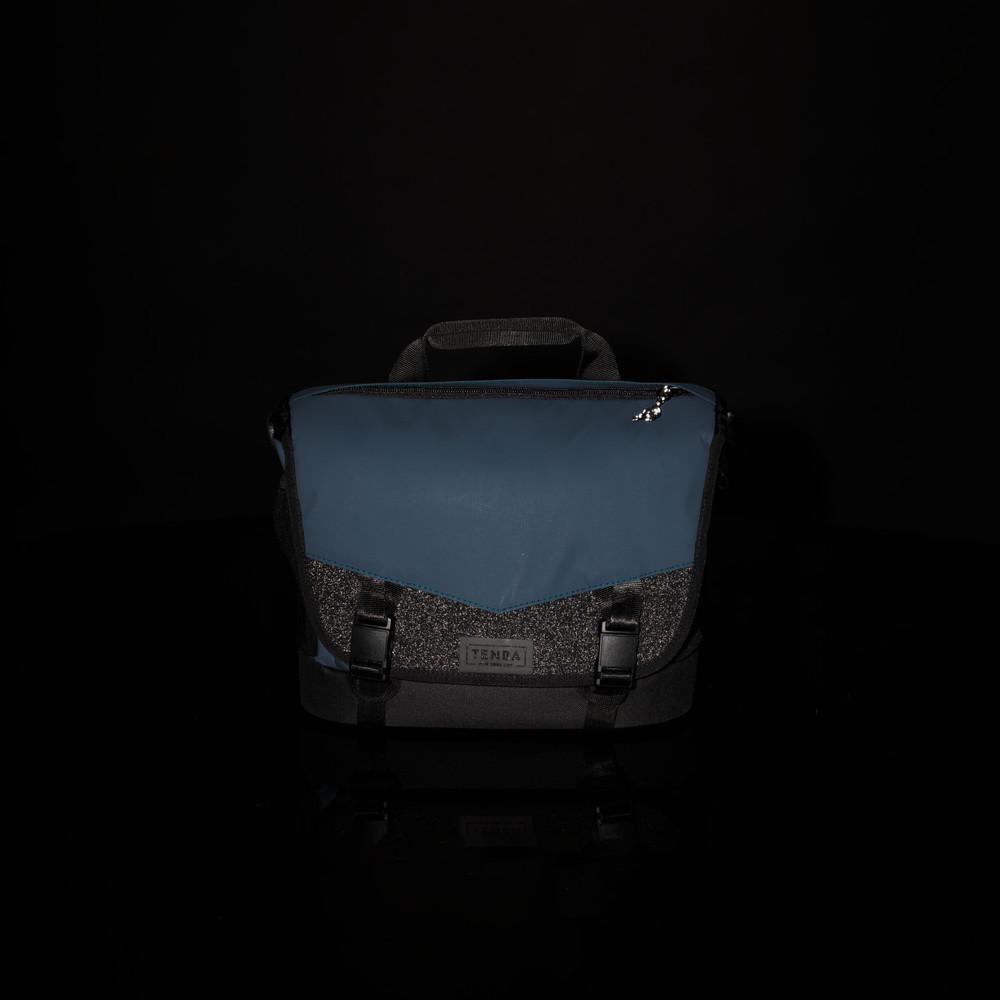 Tenba DNA 9 Messenger Bag  Blue