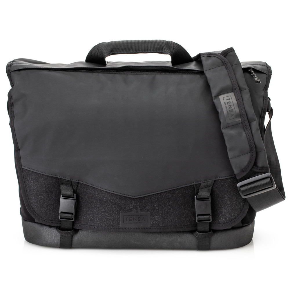Tenba DNA 16 DSLR Messenger Bag  Black