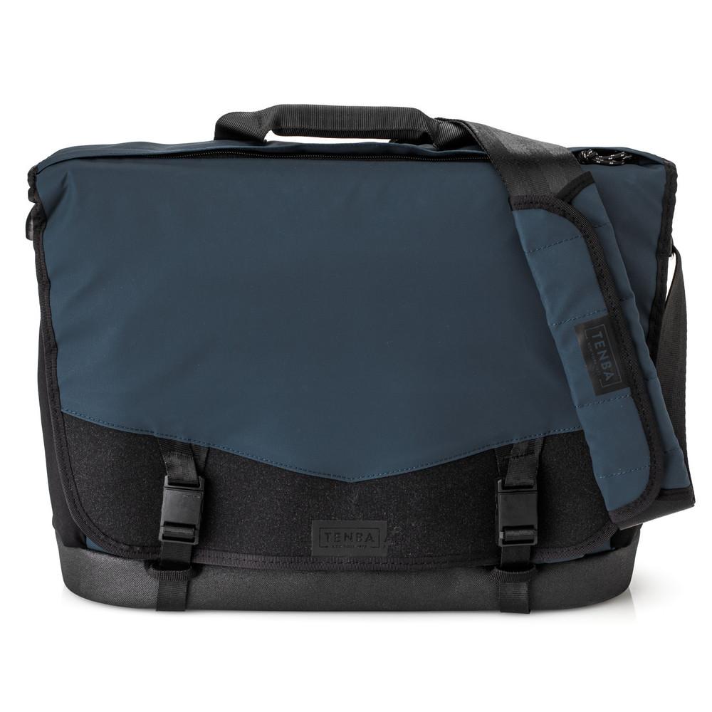 Tenba DNA 16 Slim Messenger Bag  Blue