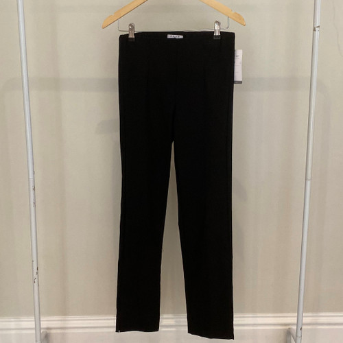 Elastane Fitted Trousers
