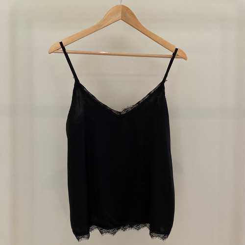Short Lace Cami