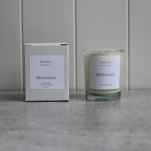 Mombasa 9cl Candle