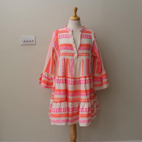 Short Tribal Dress