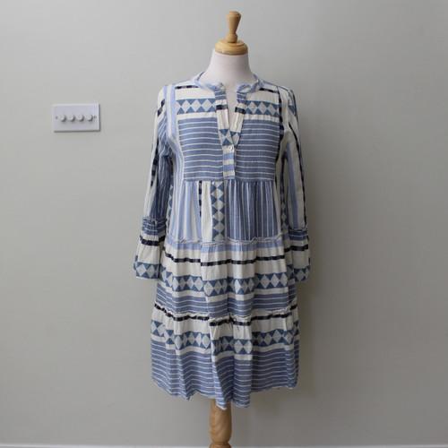 Short Aztec Tribal Dress