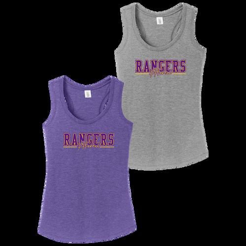 Lakewood Rangers Alumni Ladies Racerback Tank (F016)