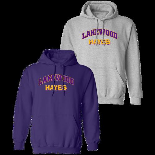 Lakewood Hayes Elementary School Hoodie (F036)
