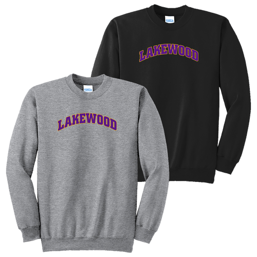 Lakewood Hayes Elementary School Crewneck(F037)
