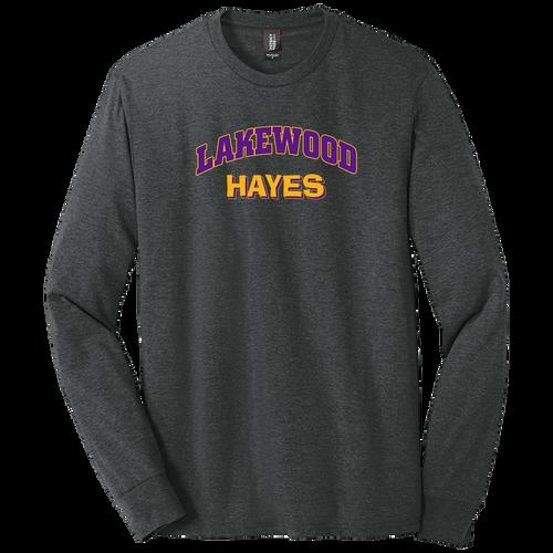 Lakewood Hayes Elementary School LS Tee (F036)