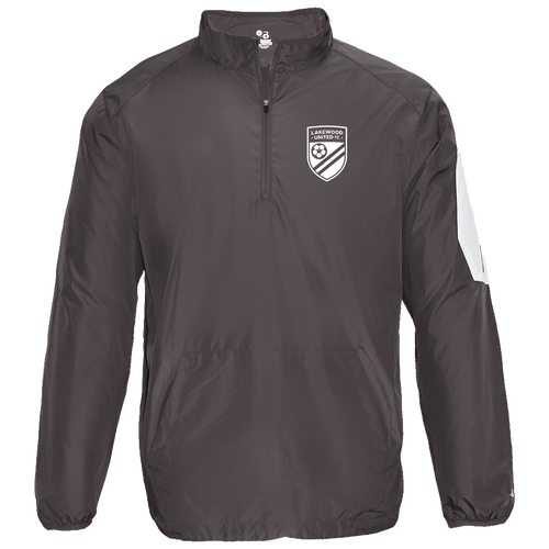 Lakewood United Football Club Youth Pullover (SP009)