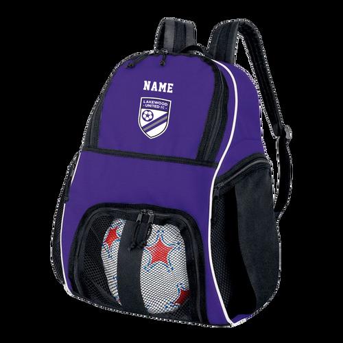Lakewood United Football Club Backpack (RY026A)