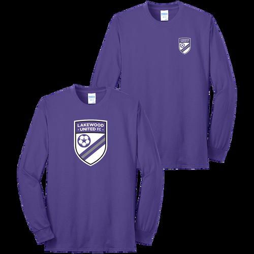 Lakewood United Football Club LS Tee (F034/S006)