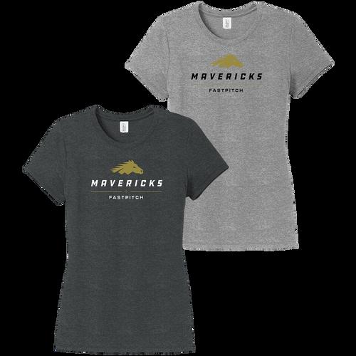 Mavericks Fastpitch Ladies Tee (F042/F043)