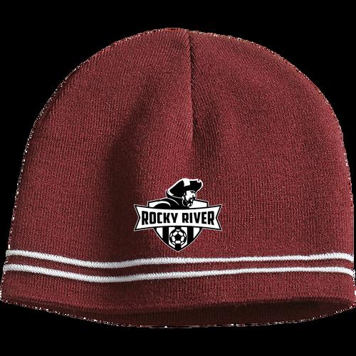 Rocky River Soccer Organization Spectator Beanie (RL032A)