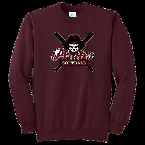 Rocky River Softball Crewneck (F035)