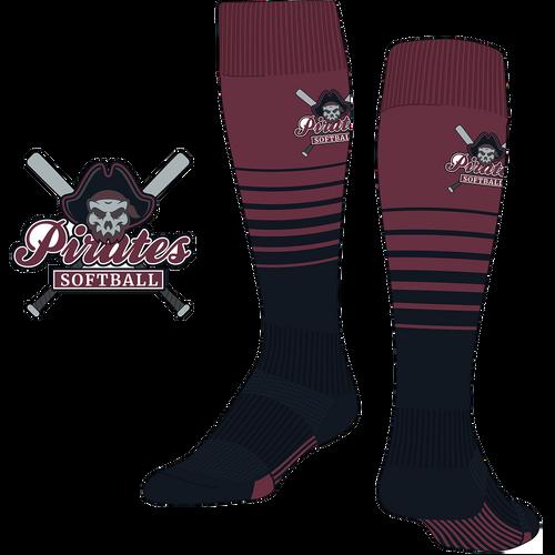 Rocky River Softball Custom Socks (CUST)