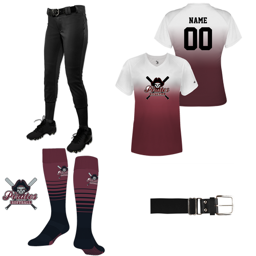 Rocky River Softball Optional Practice Kit (F035/CUST/NOP)