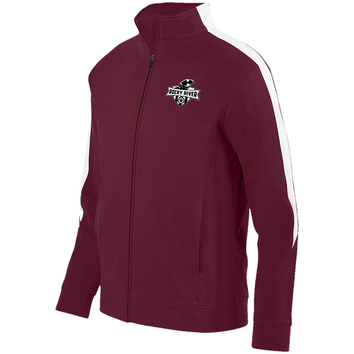 Rocky River Soccer Full-Zip Jacket (RL031A)