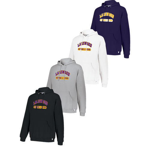Lakewood High School Swimming & Diving Hoodie (F049/F050)