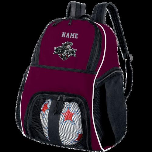 Rocky River Soccer Organization Backpack (RY039A)