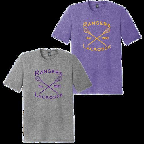 Lakewood Rangers Lacrosse Tee (F051/F052)