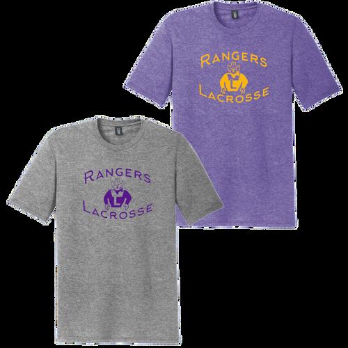Lakewood Rangers Lacrosse Tee (F053/F054)
