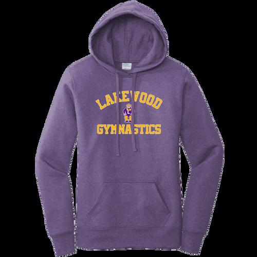 Lakewood Gymnastics Ladies Hoodie (F066)