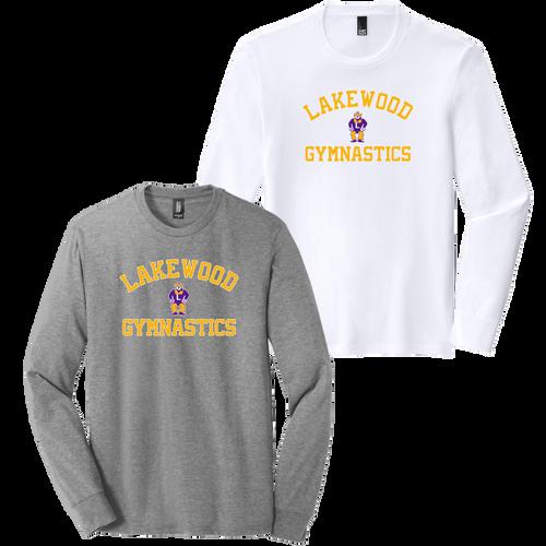 Lakewood Gymnastics LS Tee (F066)
