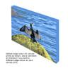 Canvas print showing default edge colour