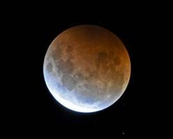Super Moon Eclipse