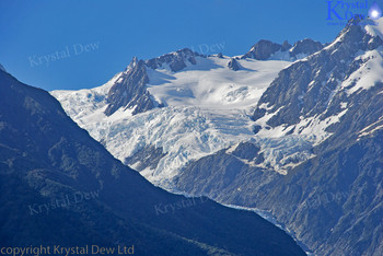 Frans Josef & Agassiz Glacier and Davis Snowfield
