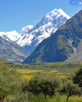 Aoraki Mt Cook & The Hooker Valley