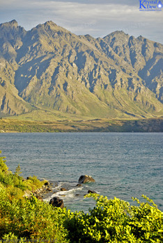 The Remarkables & Lake Wakitipu
