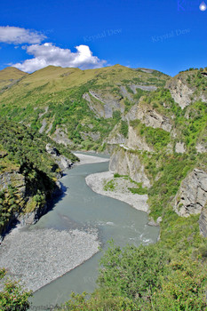 Shotover River, Skippers Canyon