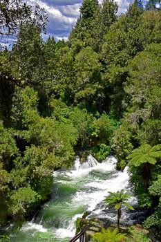 Okere Falls, Kaituna River