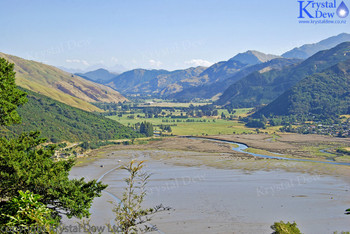 Havelock & The Kaituna River From Cullen Point