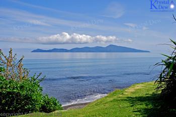Kapitit Island From Paekakariki