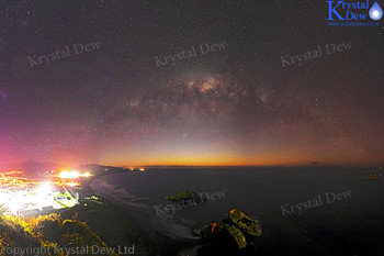 Milky Way Over The Tasman Sea