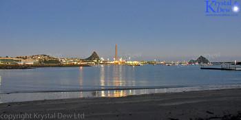 Port Tarnaki At Dawn