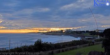Sunrise At Nrew  Plymouth