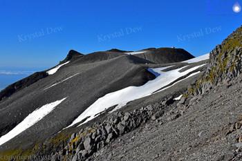 Fanthems Peak From Curtis Ridge