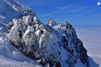 The Seven Sisters Ridge