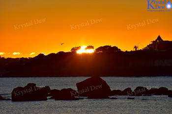 Sunrise From Kaweroa