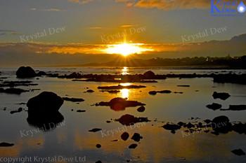 Sunrise At West End Beach